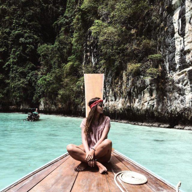Take me BACK  tb phiphi island thailand