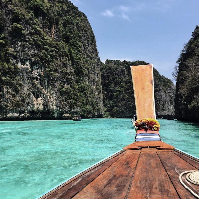 Who wants to be here? travel vacation thailand around phiphihellip